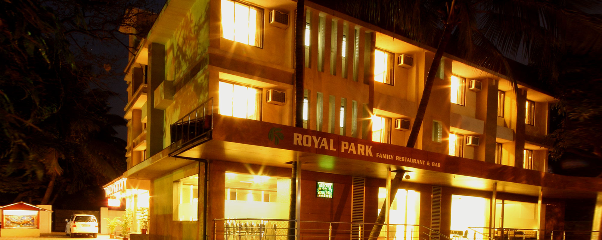Hotel Royal Park Residency